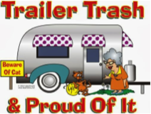 trailer trash logo