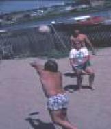 Beach Volleybal old photos3