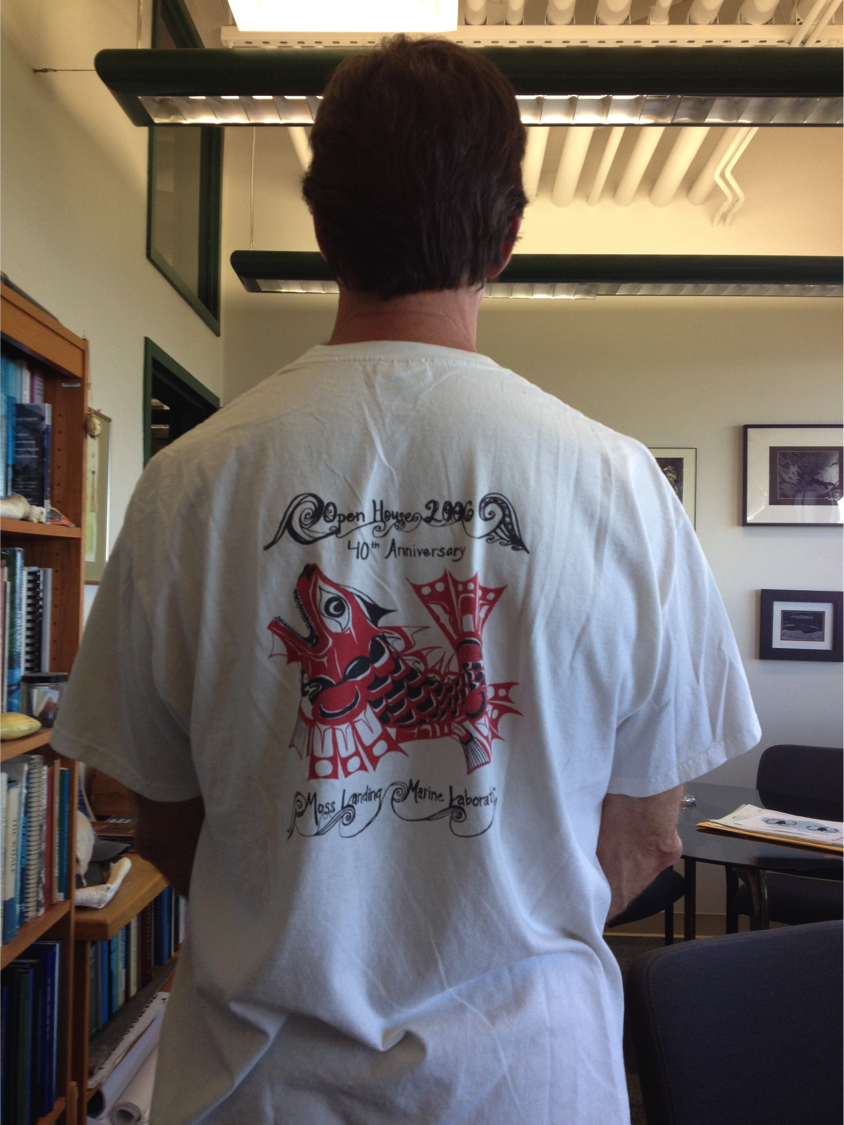 2006 t shirt on Jeff Arlt