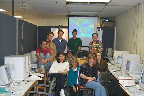 Appls in Computing class 1998 in trailers
