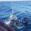 A student at sea…