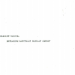 Elkhorn Slough- Estuarine Sanctuary Summary Report