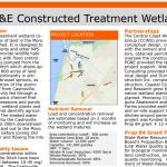 PG&E Constructed Treatment Wetland - Summary