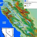 Salinas River Watershed Area Salt Modeling