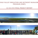 Salinas Valley Irrigation and Nutrient Management Program - Final Report