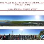 Salinas Valley Irrigation and Nutrient Management Program - Final Report