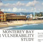 Monterey Bay Sea Level Rise Vulnerability Study