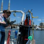 Testing Neutrally-Buoyant Sediment Traps in Monterey Bay