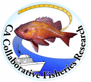 California Collaboratve Fisheries Research Project Logo