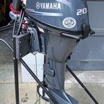 Four-Stroke 20hp Outboard Motor
