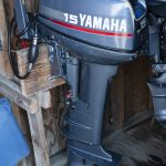 Two-Stroke 15hp Outboard Motor