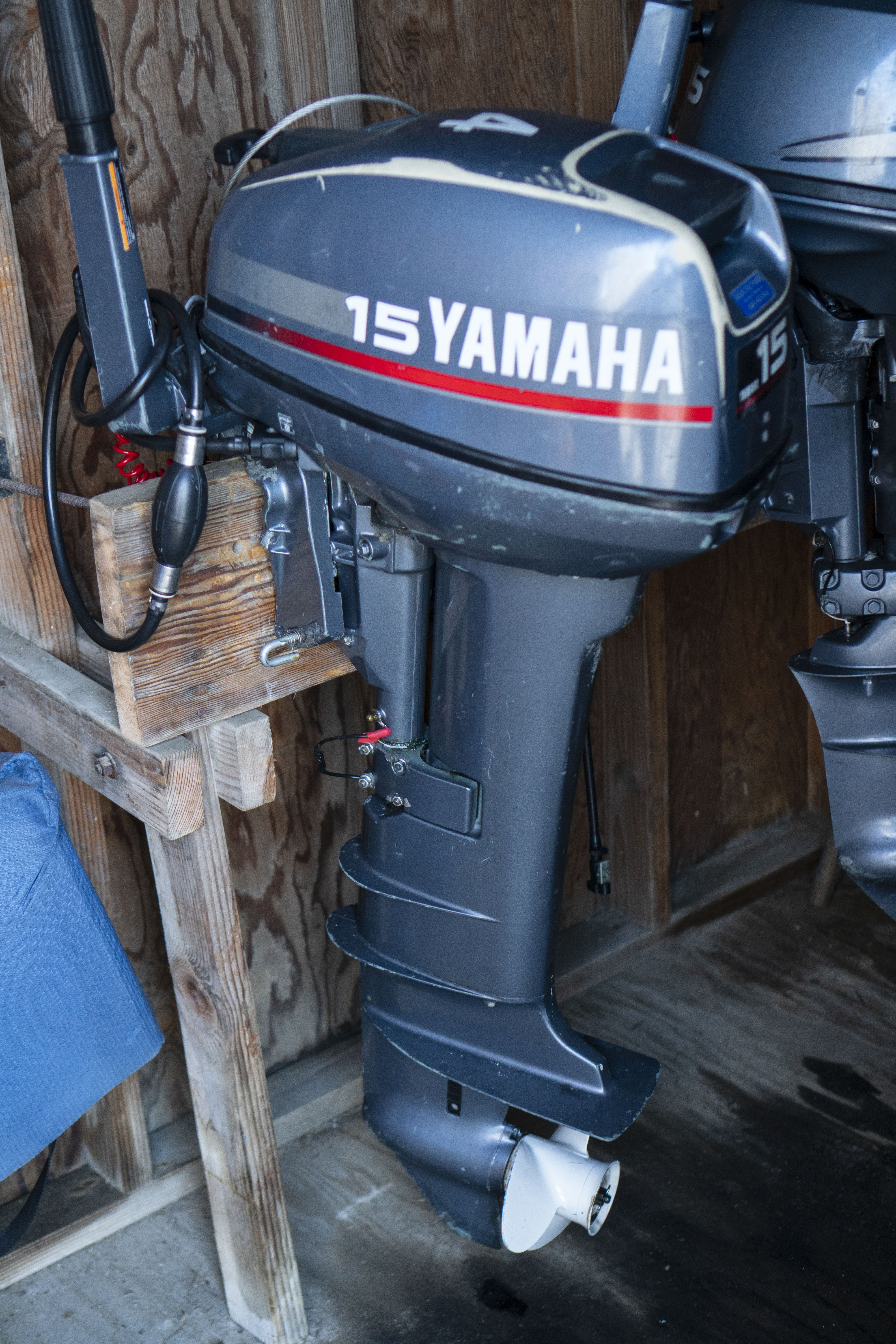 Two-Stroke Outboard Motor – Marine Operations