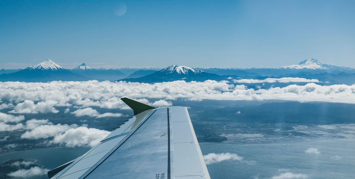 Chile is dotted with volcanoes, and we