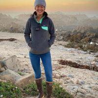 Vertebrate Ecology Lab alumna Sharon Hsu starts new job as right whale aerial observer