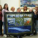 Quilting at the Labs – One Stitch at a Time