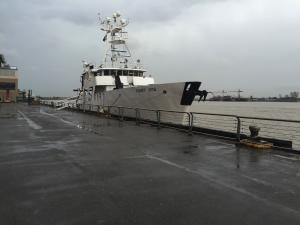 Goodbye R/V Point Sur – Moss Landing Marine Laboratories