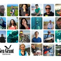 Two students from MLML appointed to state fellowship positions with California Sea Grant, congratulations!
