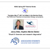 Dr. Jenny Giles presents: Shark fin forensics and research diagnostics