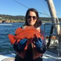 Ichthyology Lab member June Shrestha starts internship at the NOAA Office of National Marine Sanctuaries in Monterey Bay, CA!