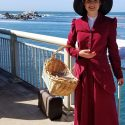 MLML Student, Sierra Helmann, plays Julia Platt in Monterey Bay Aquarium Production