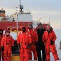 MLML Graduate Student Amanda Camarato Returns from the Arctic!