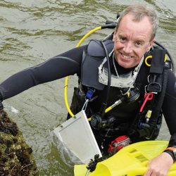 """Webinar-Beyond the Waves at """"Mortuary Beach:"""" The Secret Lives of Fishes off Monterey's Most Feared Beach – April 16th"""