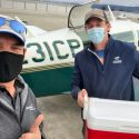 Endangered white abalone raised at SJSU/MLML Aquaculture Center flown to Los Angeles for release
